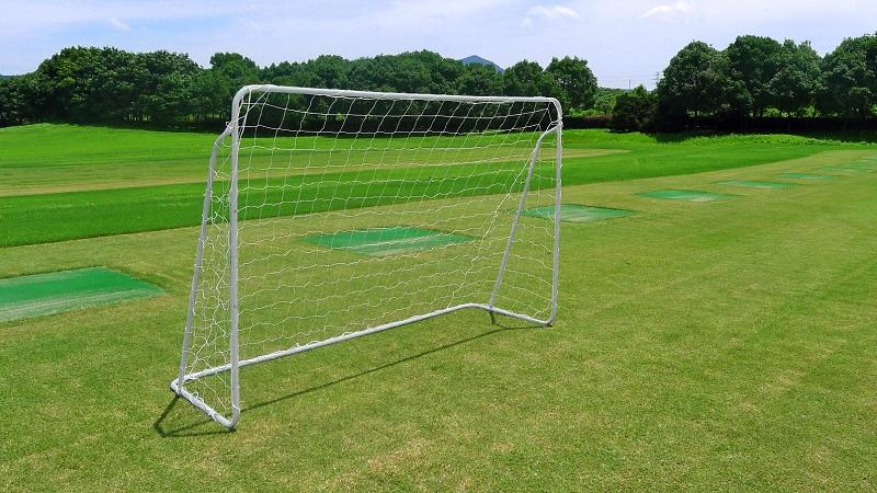 bramka piłkarska do ćwiczeń