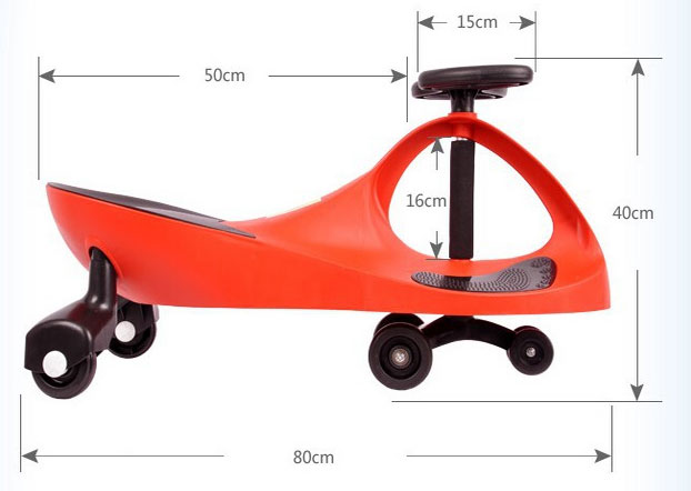 twistcar wymiary